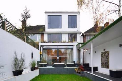 4 bedroom terraced house for sale - Ellesmere Road, Chiswick, W4