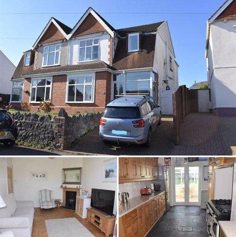 4 bedroom semi-detached house for sale - Southward Lane, Newton, Swansea