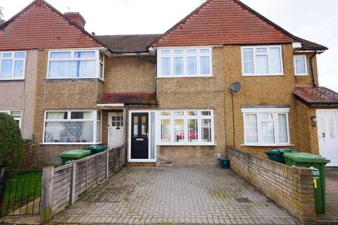 3 bedroom terraced house for sale - Lucie Avenue, Ashford, TW15