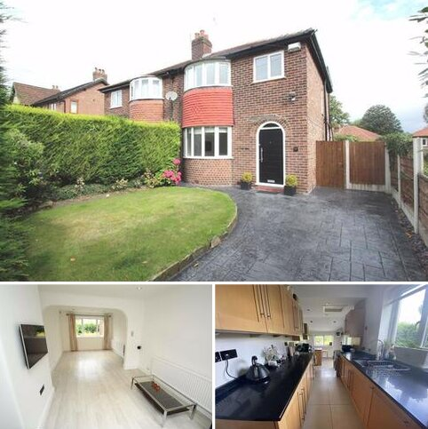 3 bedroom semi-detached house to rent - Hermitage Road, Altrincham