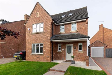 4 bedroom detached house for sale - Haydn Jones Drive, Nantwich, Cheshire