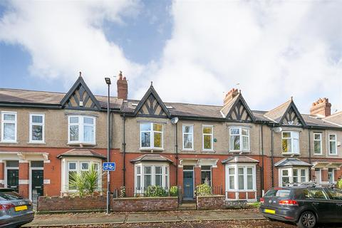 5 bedroom terraced house for sale - Ilford Road, High West Jesmond, Newcastle upon Tyne
