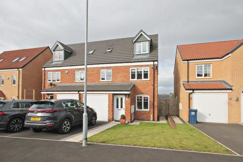 4 bedroom semi-detached house for sale - Cullen Drive, Birtley, Chester Le Street