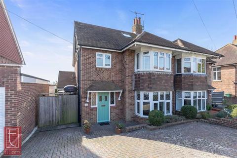 5 bedroom semi-detached house for sale - Elizabeth Avenue, Hove