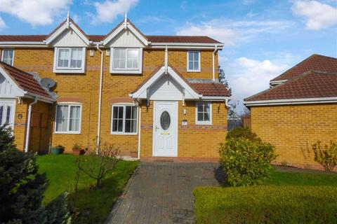 3 bedroom semi-detached house for sale - Murrayfields, West Allotment