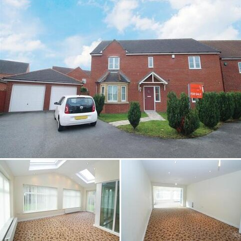4 bedroom house for sale - Cloverfield, West Allotment, Newcastle Upon Tyne