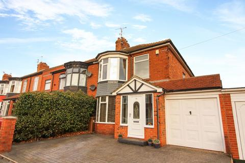 3 bedroom semi-detached house for sale - Belsay Avenue, Whitley Bay