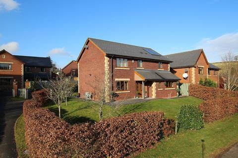 4 bedroom detached house for sale - Griffin Meadows, Felinfach, Brecon, LD3