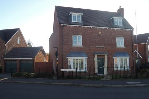 5 bedroom detached house to rent - Harvestfields Way, Sutton Coldfield, B75 5RB