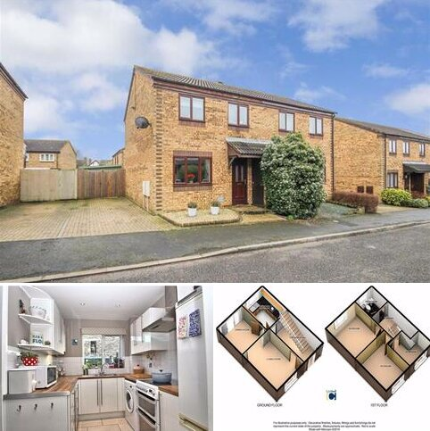 3 bedroom semi-detached house for sale - Goodwood, Great Holm, Milton Keynes