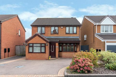 4 bedroom detached house for sale - Mayfields Drive, Brownhills, Walsall, WS8 7NJ