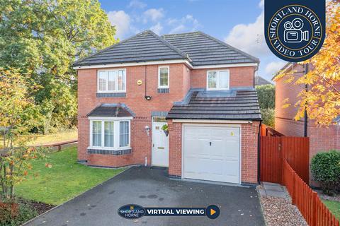 4 bedroom detached house for sale - Lucerne Close, Aldermans Green, Coventry, CV2 1SE