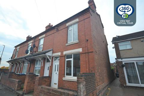 2 bedroom end of terrace house to rent - Lynton Road, Coventry