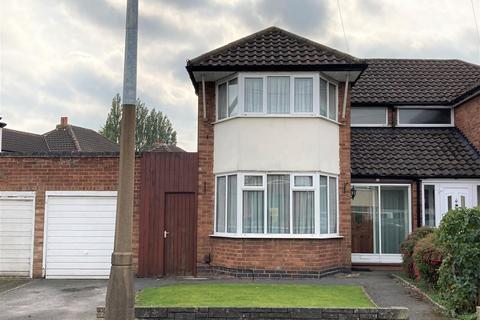 3 bedroom semi-detached house for sale - Gaydon Road, Solihull