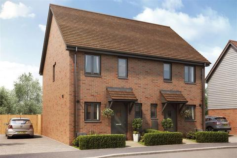2 bedroom semi-detached house for sale - The Canford - Plot 43 at Oakapple Place, Off Broke Wood Way, Barming ME16