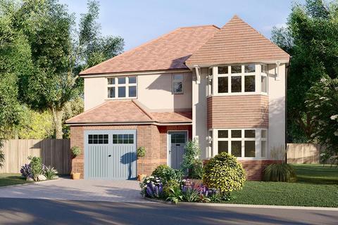 4 bedroom detached house - Hockley Gardens, Wingerworth, Chesterfield