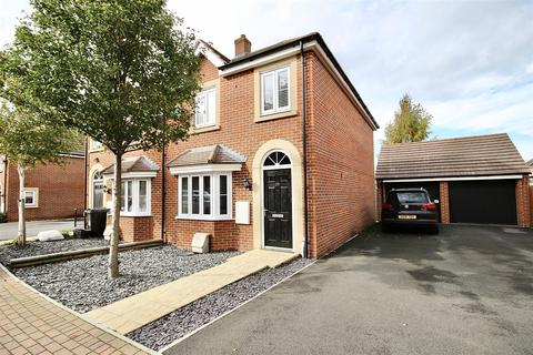 3 bedroom semi-detached house for sale - Wheatcroft Way, The Siddings, Swindon