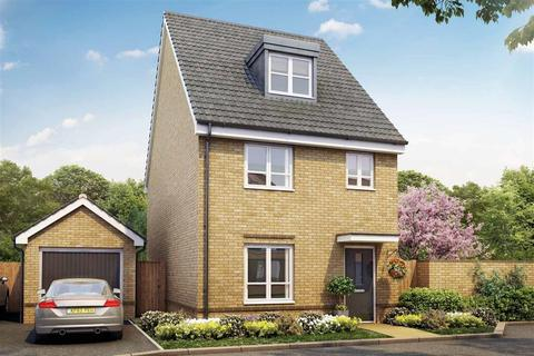 4 bedroom link detached house for sale - The Elliston - Plot 144 at Waters Edge, Star Lane SS3