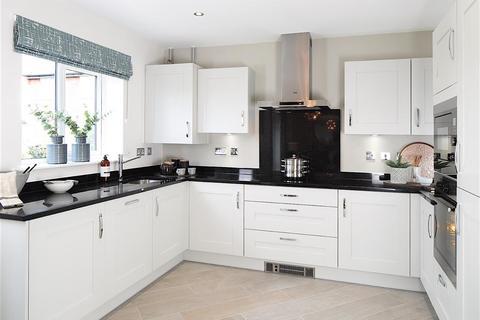 5 bedroom detached house for sale - The Garrton Plot 198 at Cherry Tree Park, Crewe Road, East Shavington CW2