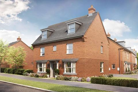 4 bedroom detached house for sale - Plot 11, Hertford at Canal Quarter @ Kingsbrook, Burcott Lane, Aylesbury, AYLESBURY HP22