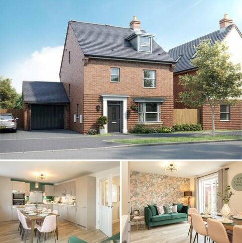 4 bedroom detached house for sale - Plot 29, Bayswater at Canal Quarter @ Kingsbrook, Burcott Lane, Aylesbury, AYLESBURY HP22
