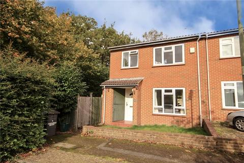 3 bedroom end of terrace house for sale - Swallowfield, Englefield Green, Surrey, TW20