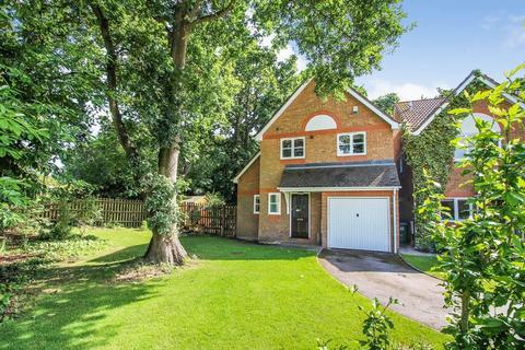 3 bedroom detached house for sale - Moorland Close, Locks Heath