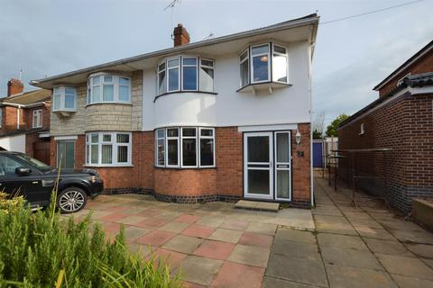 3 bedroom semi-detached house for sale - Shackerdale Road, Wigston, LE18 1BQ