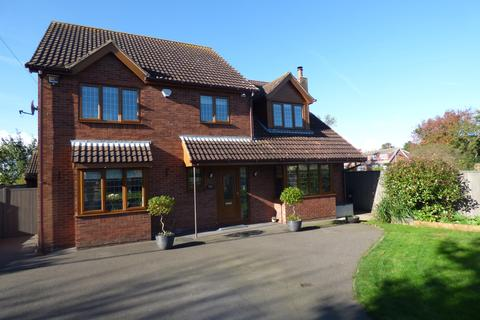 4 bedroom detached house for sale - Fleetway, North Cotes, Grimsby, DN36 5UT