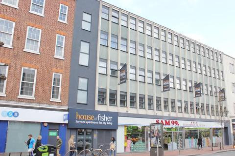 Studio to rent - City Wall House, West Street, Reading, RG1
