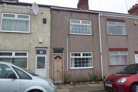 2 bedroom terraced house to rent - Harold Street, Grimsby, DN32 7NQ