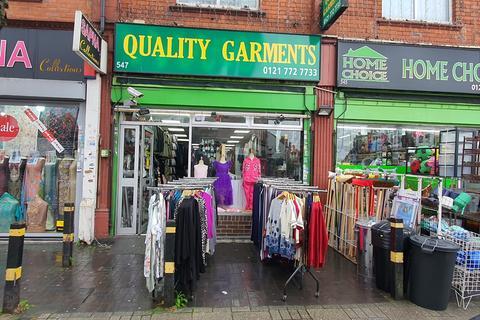 Shop to rent - Sparkhill, Birmingham B11