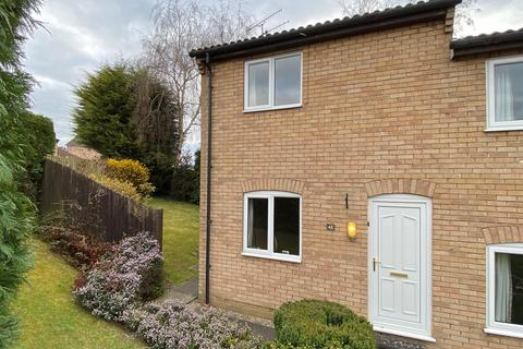 2 bedroom townhouse for sale - Somersby Avenue, Walton, Chesterfield, S42 7LY