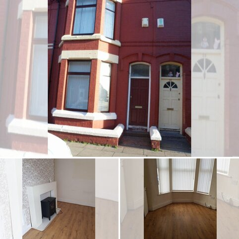 3 bedroom terraced house to rent - Silverdale Avenue, Tuebrook, LIVERPOOL, Merseyside, L13
