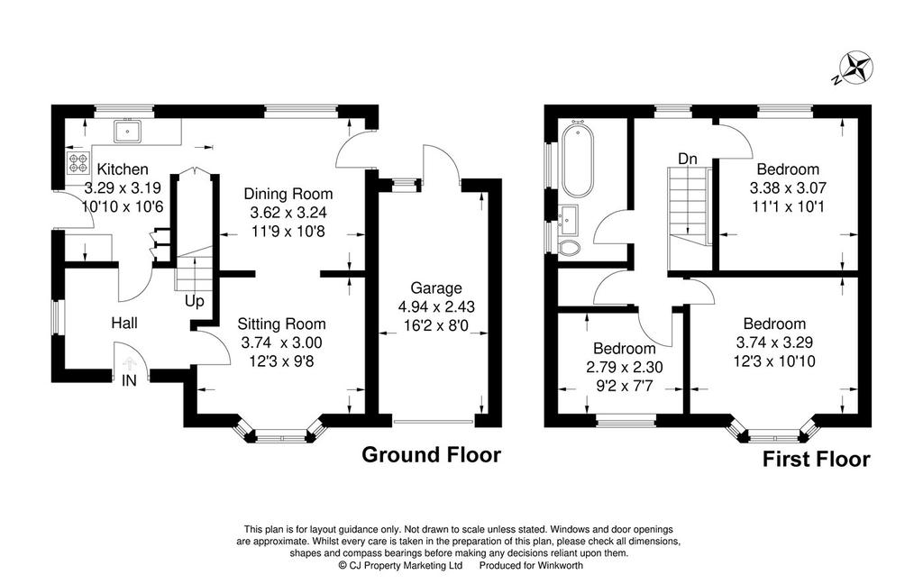 Floorplan: Picture No. 17