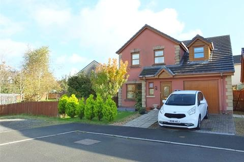 3 bedroom detached house for sale - Maes Abaty, Whitland, Carmarthenshire, SA34