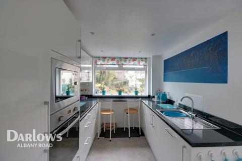 3 bedroom terraced house for sale - Constellation Street, Cardiff