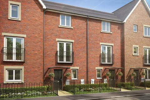 3 bedroom townhouse for sale - Plot 407, The Cedar at Hampton Gardens, Hartland Avenue, London Road	 PE7