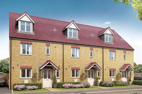 4 bedroom end of terrace house for sale - Plot 287, The Leicester at Hampton Gardens, Hartland Avenue, London Road PE7