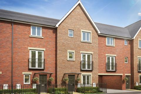 3 bedroom townhouse for sale - Plot 405, The Willow  at Hampton Gardens, Hartland Avenue, London Road PE7