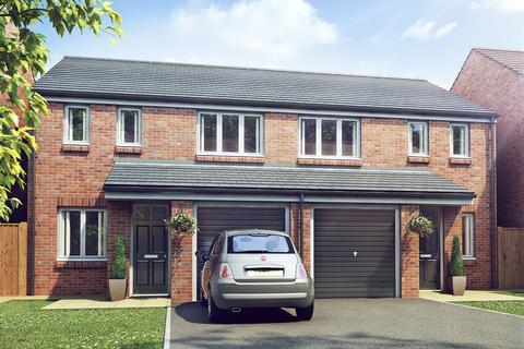 3 bedroom semi-detached house for sale - Plot 322, The Rufford at Udall Grange, Eccleshall Road ST15