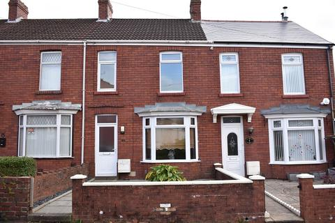 2 bedroom terraced house for sale - Margam Avenue, Morriston, Swansea, City and County of Swansea. SA6 8DG