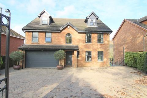 5 bedroom detached house for sale - Henfaes Road, Tonna, Neath, Neath Port Talbot. SA11 3EX