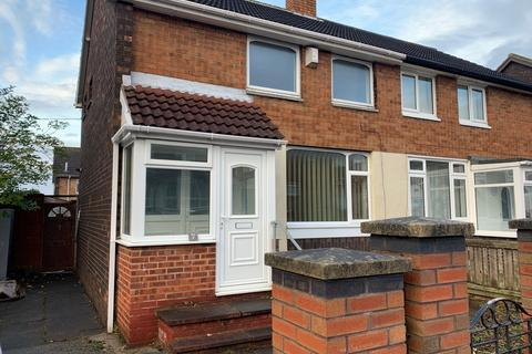 2 bedroom semi-detached house to rent - Bradman Street, Sunderland