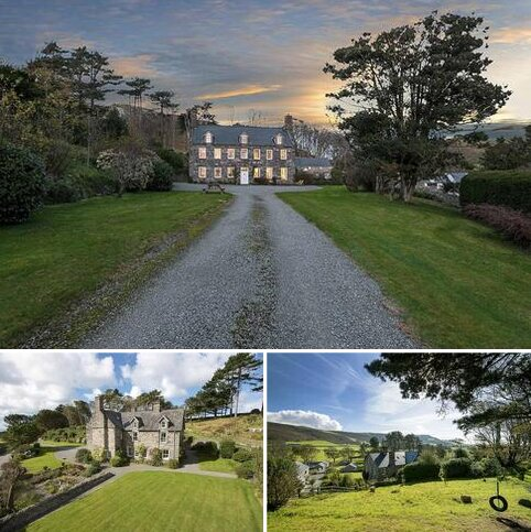9 bedroom country house for sale - Historic Country House & Portfolio of Properties, Snowdonia National Park