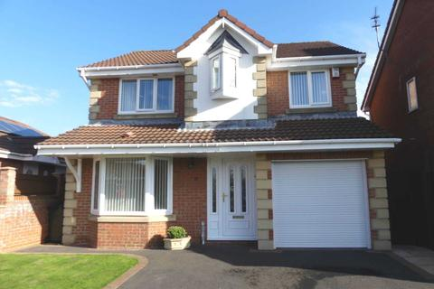 4 bedroom detached house for sale - Cunningham Close, Brotton
