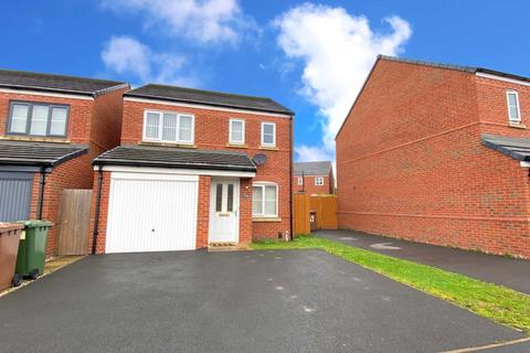 3 bedroom detached house to rent - Garston Crescent, Newton Le Willows