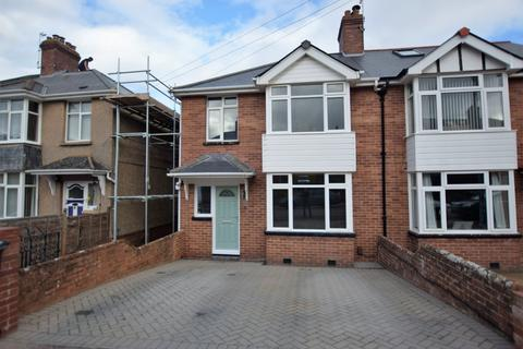 3 bedroom semi-detached house for sale - Broadway, St Thomas, EX2