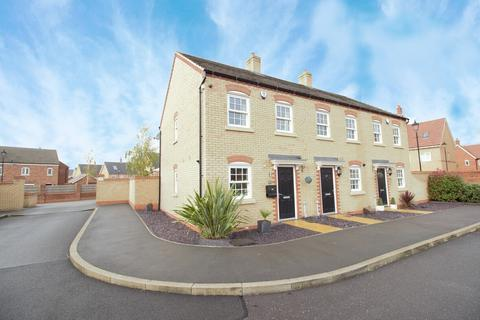 2 bedroom end of terrace house for sale - Carding Way, Kempston, Beds MK42