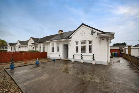 2 bedroom semi-detached bungalow for sale - 20 Crookston Road, Crookston, Glasgow, G52 3QG